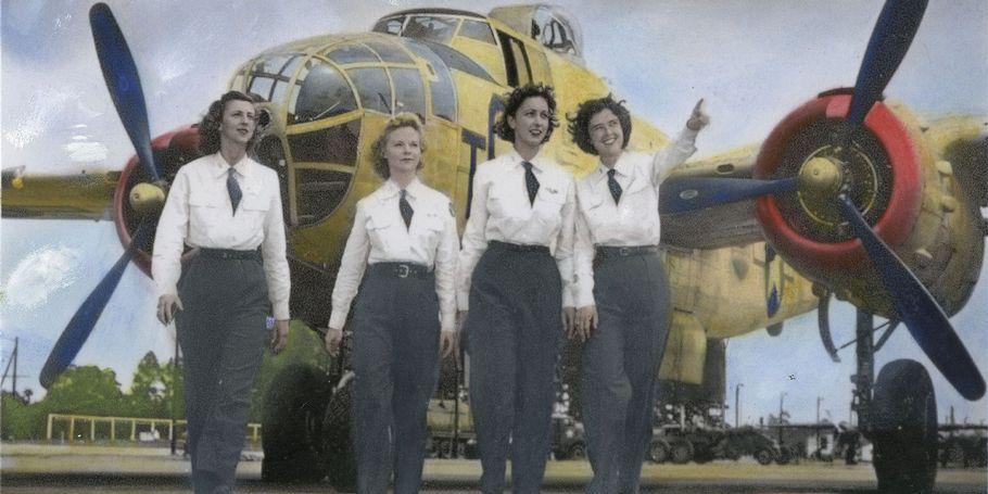 WASP Pilots