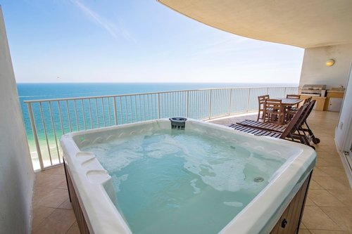 Turquoise Place Orange Beach Alabama Hot tub