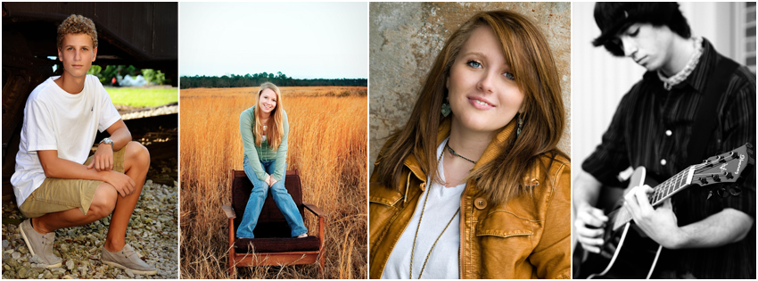 Christy Ann specializes in Senior Photography.