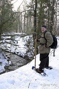 Hiking in Michigans U.P.