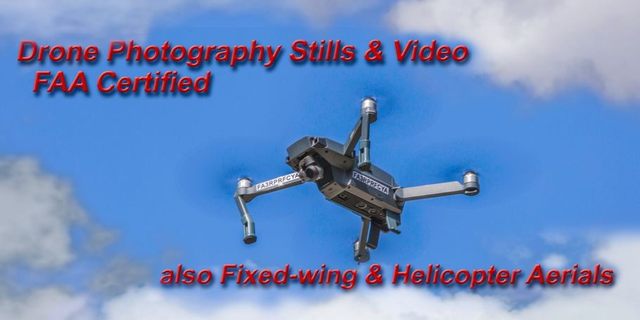 Drone and Aerial Promotions