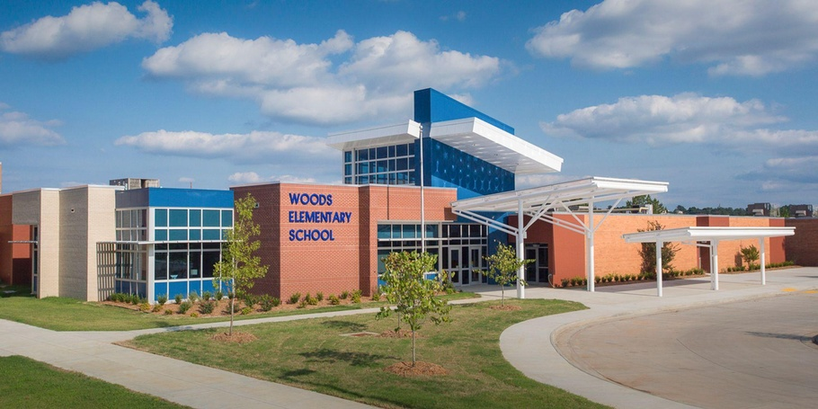 Woods Elementary School, Remodel- Architecture Plus, Inc.