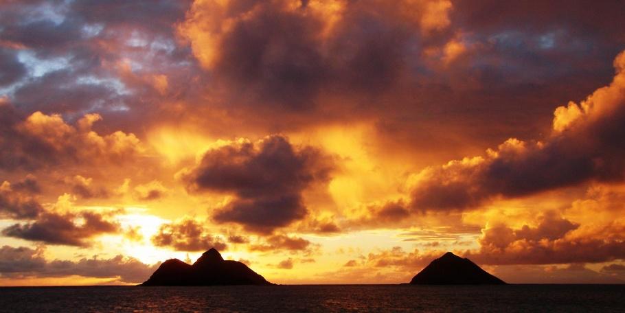 Lanakai Sunrise