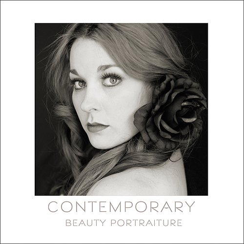 contemporary beauty portrait