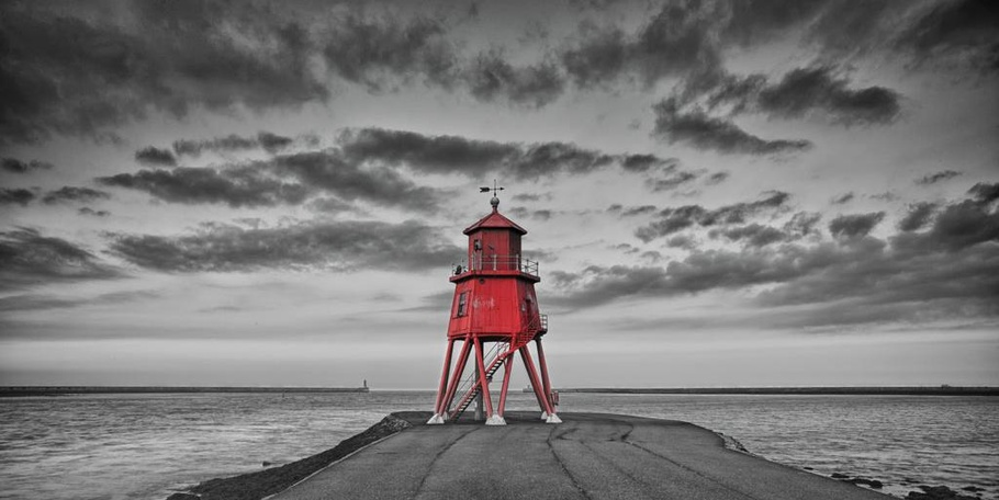The Groyne Lighthouse