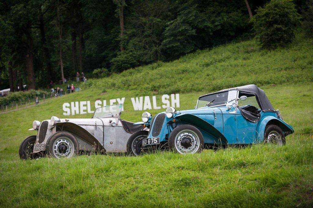 Dellows at Shelsley walsh