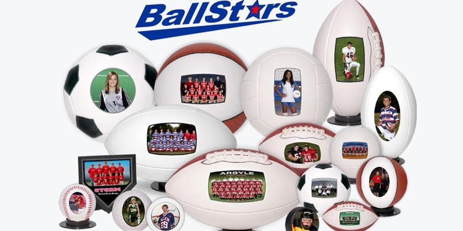 BallStars Photo Balls